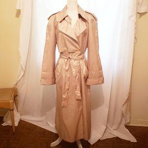 Alorna Lightweight Tan Trench Coat